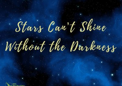 Stars Can't Shine Without the Darkness