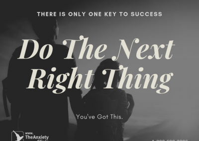To achieve greatness or success
